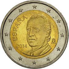 [#461154] Espagne, 2 Euro, 2014, SPL, Bi-Metallic