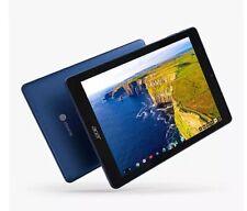"Acer Chromebook Tab 10 10"" Tablet with Wacom Pen 4GB 32GB Indigo Blue D651N-K25M"