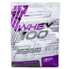 Trec Nutrition WHEY 100 2275g Molkenprotein Whey Protein Eiweiß Top Muskelaufbau