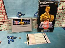 Super Power League 3 Super Famicom Japan NTSC-J Nintendo Hudson Soft boxed set