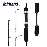 120cm Ice Rod Carbon Fiber Raft Fishing Rod Outdoor Travel Casting Spinning Pole