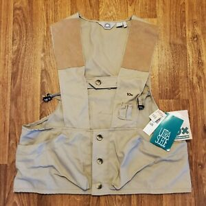 Vintage An American Tradition Mens Trap & Skeet Vest New Made in USA XL