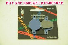 MARWI UNION ORGANIC DISC BRAKE PADS MAGURA CLARA/LOUISE CALIPERS 1+1 FREE DBP-14