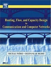 Routing, Flow, and Capacity Design in Communication and Computer Networks (The M