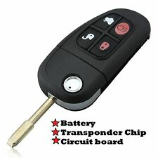 Replacement for Jaguar S-Type X-Type XJ8 Keyless Entry Remote Car Key Fob