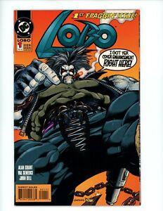 Lobo #1,NM-, 1993
