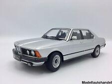 BMW 733i (E23) silber 1977 - 1:18 KK-Scale