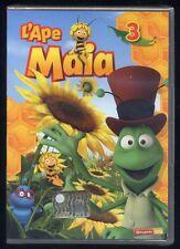 L'APE MAIA 3D vol. 3 - 3 episodi 2 giochi - DVD edicola sigillato 401