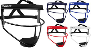 RIP-IT Defense Softball Fielders Face Guard Mask RIPDG