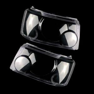 Fit for Land Rover Range Rover Sport 2006-09 1pair Headlight Lens Cover