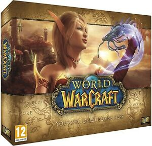 World of Warcraft for PC (Brand New & Sealed)