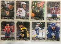 20/21 2020 2021 UD TIM HORTONS HOCKEY CANVAS  (C-XX) U-Pick From List