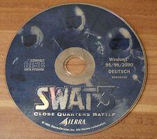 PC Spiel SWAT3 Close Quarters Battle von Sierra