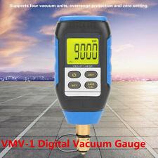 High Digital Vacuum Gauge Tester Pressure Vacuum Meter 72psi Vmv 1