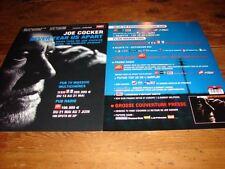 JOE COCKER NEVER TEAR US APART!!!!!!!!!FRENCH PRESS/KIT