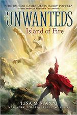 Island of Fire (The Unwanteds), New, McMann, Lisa Book