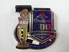 2012 Crown Royal 400 At the Brickyard Event Trophy Collector Pin Nascar