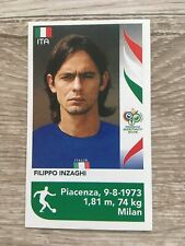 Panini WC Germany 2006 - Extra Update Filippo Inzaghi