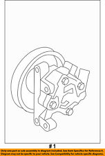 FORD OEM-Power Steering Pump CT4Z3A674A