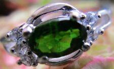 Ringe mit Edelsteinen aus Feinsilber Topas-Sets für Damen