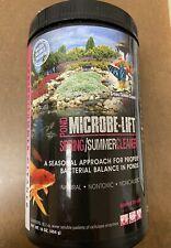 Microbe-Lift Spring/Summer Pond Cleaner 16oz