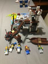 EXTREMELY RARE Used LEGO Pirates Soldier's Fort (70412) 100% COMPLETE