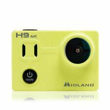 Midland H9 (C1405) 14.0MP Videocamera Azione - Nera/Gialla