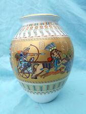 """Vintage Kaiser """"Theben"""" Tut-Geist-Amun Porzellan Vase von Gerhard Fuetterer Anhängers"""