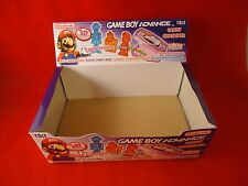 Nintendo Game Boy Advance Gummy Candy Console Shaped Container Display Box ONLY