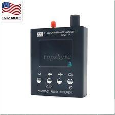 137.5MHz-2.7GHz N1201SA UV RF Impedance ANT SWR Antenna Analyzer Meter Tester US