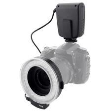 Macro Ring LED Light RING-48 for Digital Camera Canon Nikon Lens FC100 flash Kit