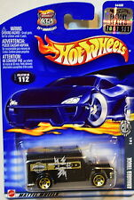 HOT WHEELS 2002 ARMORED TRUCK #112 FACTORY SEALED