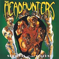 HEADHUNTERS-SURVIVAL OF THE FITTEST-JAPAN CD Ltd/Ed B63