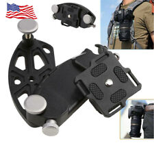 Camera Quick Release Holster Waist Belt Buckle Mount Clip For Canon For DSLR US