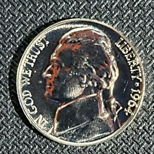 Rare Special Mint Set 1964 Six Steps Jefferson nickel  Discovered in the 1990's