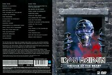 IRON MAIDEN - VISIONS OF THE BEAST 2 DVD