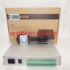 T-300K SD card led pixel controller WS2812B WS2801 LPD8806 LED STRIP MODULE 8000