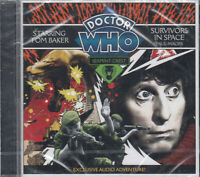 Doctor Who Serpent Crest Survivors In Space CD Audio Drama NEW Tom Baker