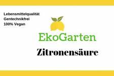 1,5 kg Eimer Zitronensäure Lebensmittelqualität E330,  Entkalker