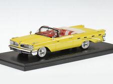 Neo Pontiac Bonneville Convertible 1959 Yellow 1:43 (46030)