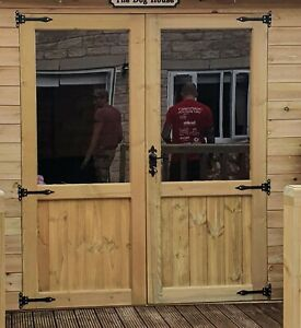 Summer house Doors (H178cm, W76cm) for:  summerhouse, veranda, DELIVERY FREE