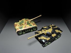 Schaper Stomper Military Tanks Lot A  (Tested, works)