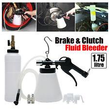 1L Car Brake Clutch Bleeder Bleeding Fluid Kit Air Pneumatic Vacuum Tool UK