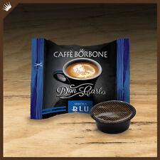100 Capsule Caffe' Borbone Don Carlo Miscela Blu compatibile Lavazza a Modo Mio