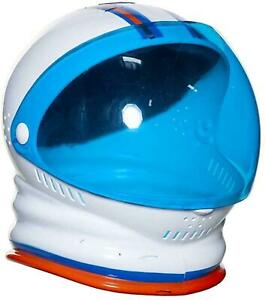 White Space Helmet Adult Costume Accessory   One Size