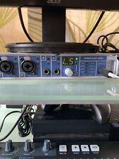 RME FireFace 400 Firewire Audio Interface.