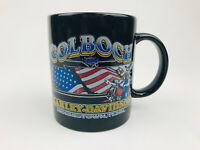 Harley Davidson Colboch Morristown Tennessee Coffee Tea Mug Cup Black