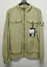 Giubbotto uomo leggero in cotone RIP CURL Beige Taglia XL sport giacca VC30