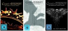 Game of Thrones Staffel 2-4 (2+3+4) DVD Set NEU OVP
