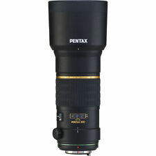 New PENTAX DA * 300mm F4 ED (IF) SDM Star Lens for K Mount  Pentax-DA